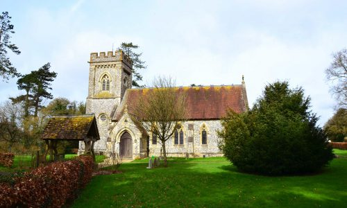 Faccombe Church