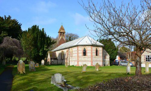 Hatherden Church
