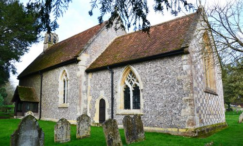 Penton Mewsey Church