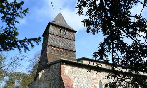 Hurstbourne Church