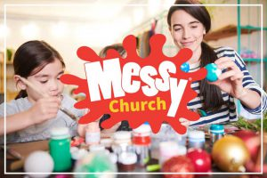 Messy Church Graphic