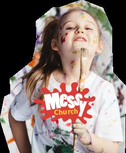 Messy Church Girl