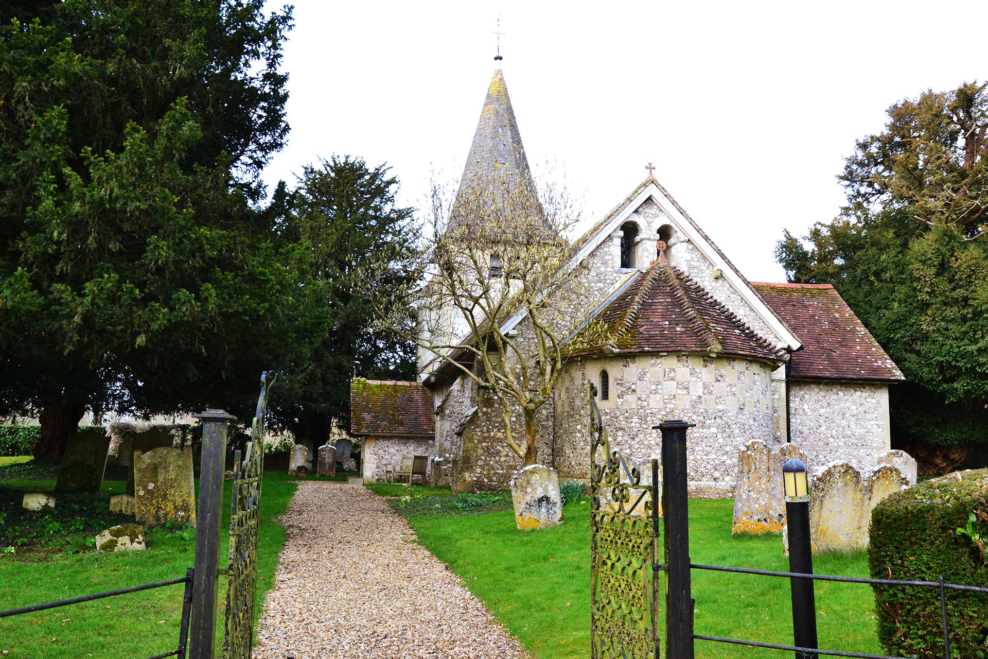 Tangley Church