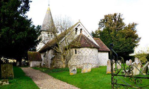 Tangley Church