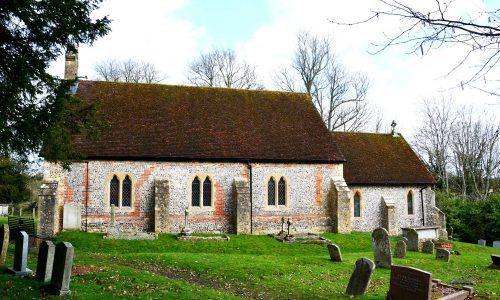 Vernham Dean Church